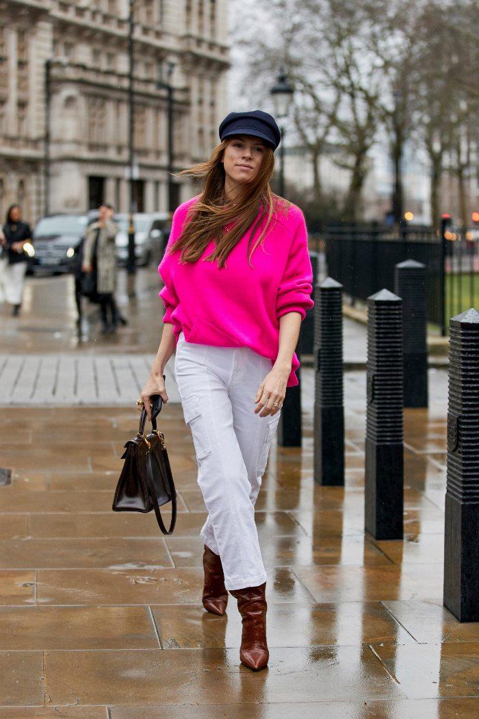colores vibrantes en invierno, 10 mentiras de moda que nos han hecho creer toda la vida
