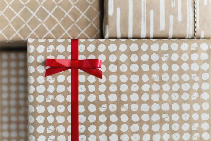 Problemas de decoración: regalos