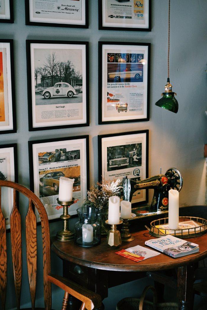 12 problemas de decoración: de visita