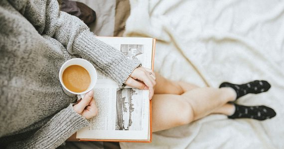 Aprende a relajarte los fines de semana.