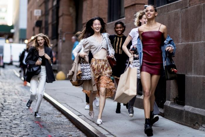 Street Style, Nueva York, hábitos mejorar tu estilo, no salgas corriendo, prepara tus looks