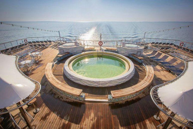 vacaciones en crucero