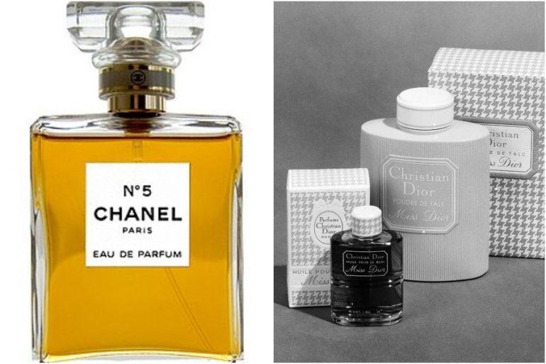 mejores perfumes de mujer de la historia