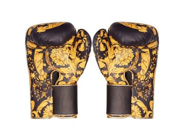 Guantes Versace