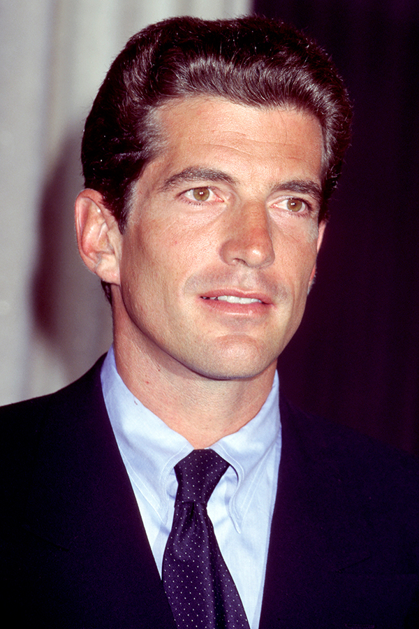 John-F.-Kennedy-Jr.-Senado-Getty-Images