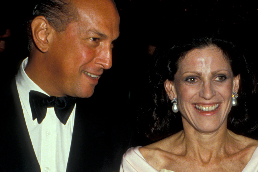 Oscar de la Renta Annette Reed Foto_Getty Images