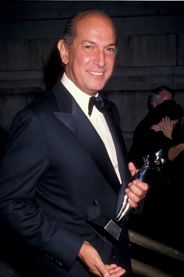 Oscar de la Renta CFDA 1990 Foto: Getty Images