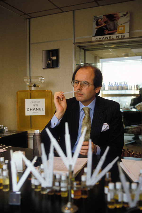 Jacques Polge, Nariz de Chanel hasta el 2013