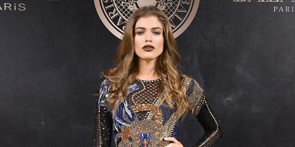 Valentina Sampaio es la primer modelo transgénero de Victoria's Secret (Getty Images)