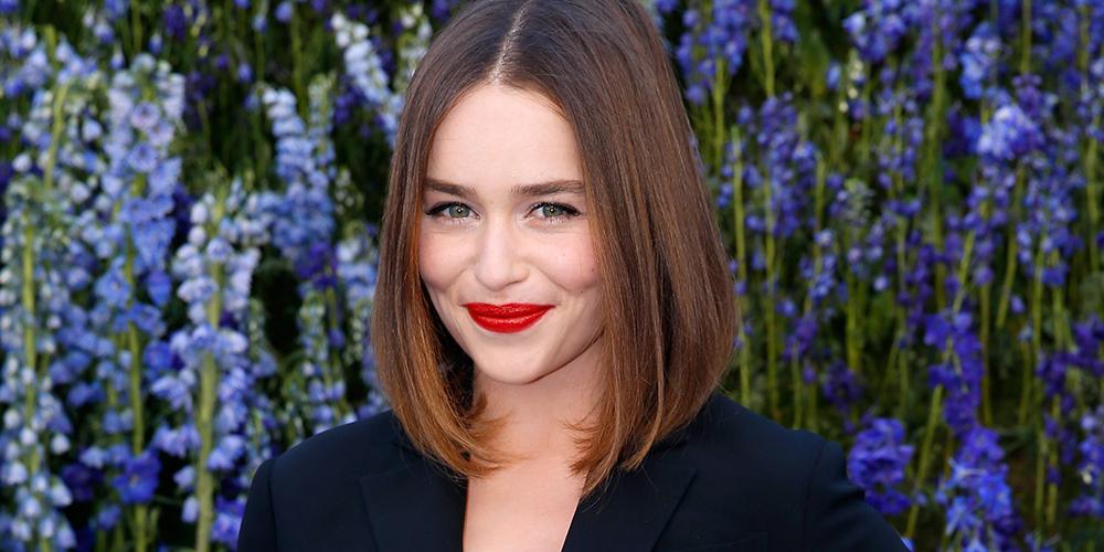 5 Frases De Emilia Clarke Que Describen Su Personalidad