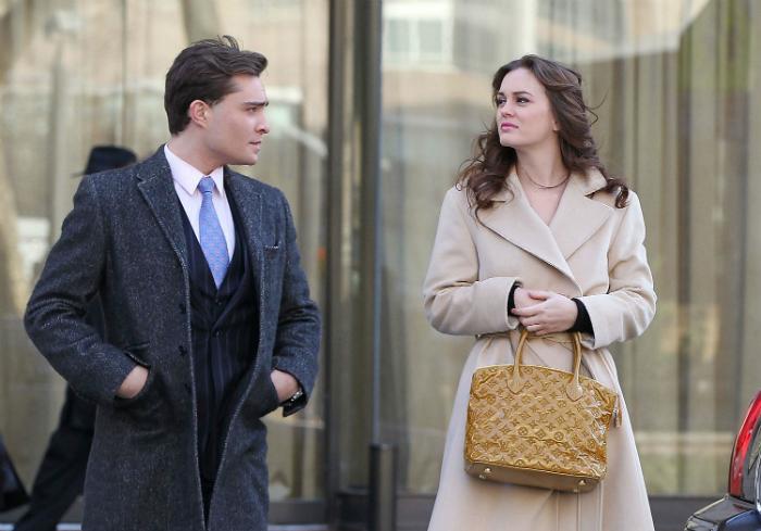 Blair Waldorf y Chuck Bass no estaban destinados a ser pareja, Todo lo que debes saber de la nueva versión de Gossip Girl.