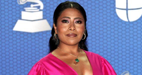 Yalitza Aparicio Latin Grammy Joyería