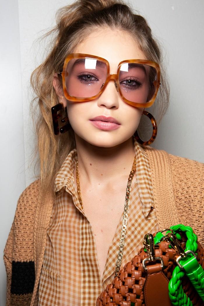 Fendi Primavera-Verano 2020, tendencias primavera 2020, primavera 2020, accesorios primavera 2020, lentes de sol, gafas de sol