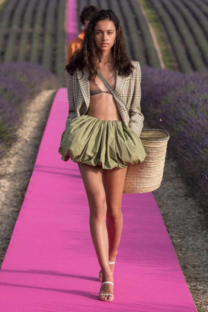 Imaxtree, tendencia de moda, primavera-verano 2020, bralette, tendencias de moda, jacquemus