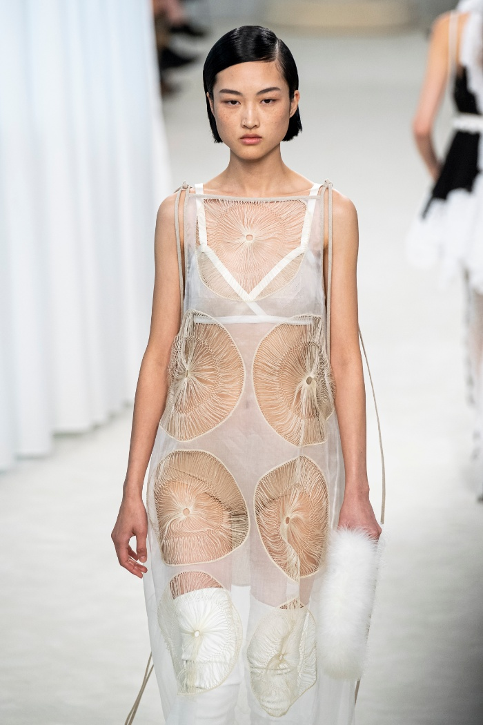Imaxtree, tendencia de moda, primavera-verano 2020, bralette, tendencias de moda, loewe
