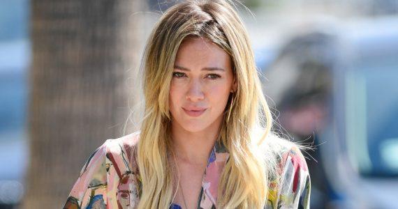 Hilary Duff, cambio de imagen, cambio de estilo,