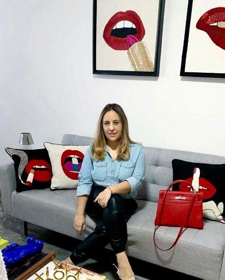 Julie Hidalgo Chedraui, cuarentena, covid-19, quédate en casa, creatividad, diseño mexicano