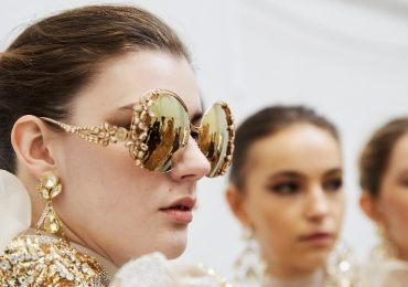 Elie Saab Primavera-Verano 2020, tendencias primavera 2020, primavera 2020, accesorios primavera 2020, lentes de sol, gafas de sol