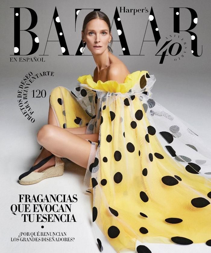 Harper's Bazaar, mayo, portada, cover, edición mayo, revista, fashion, magazine