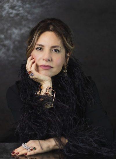 Ruth Zamorano, diseñadora de joyería, firma de joyería, creatividad, cuarentena, coronavirus,