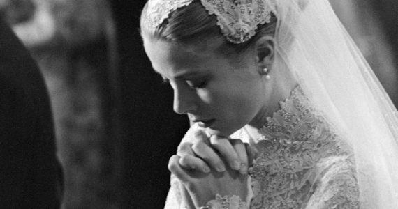 grace kelly, vestidos de novia, vestidos de la realeza, vestidos para casarse, bodas reales