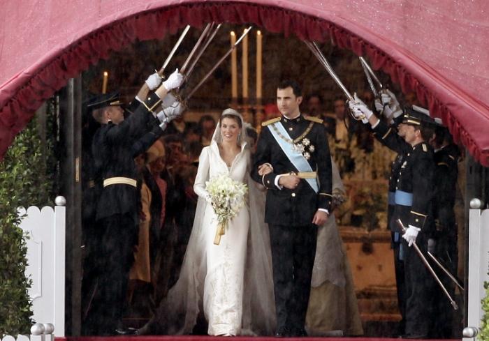 vestidos de novia, vestidos de la realeza, vestidos para casarse, bodas reales