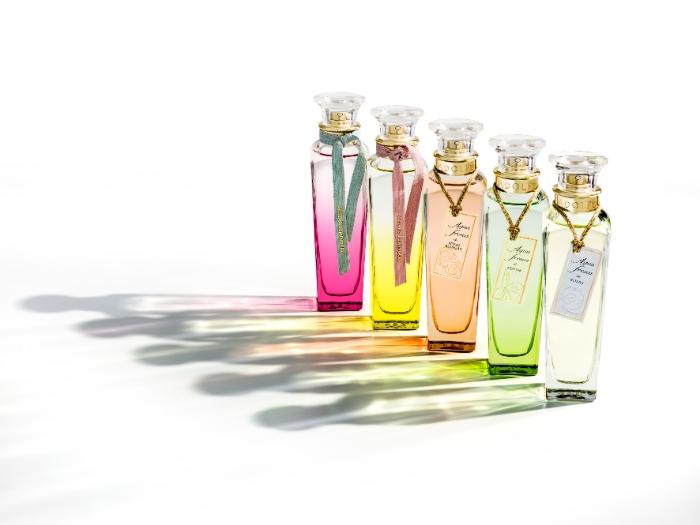 Aguas frescas, perfumes adolfo dominguez, tiziana domínguez