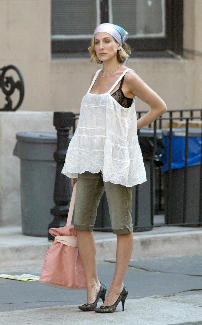 Las mejores prendas para la primavera según Carrie Bradshaw
