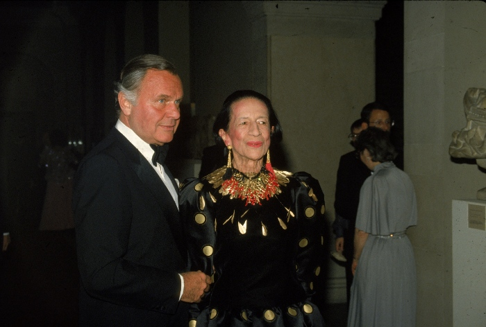 diana vreeland, , museo metropolitano de arte, met gala, Metropolitan Museum of Art Costume Institute Gala