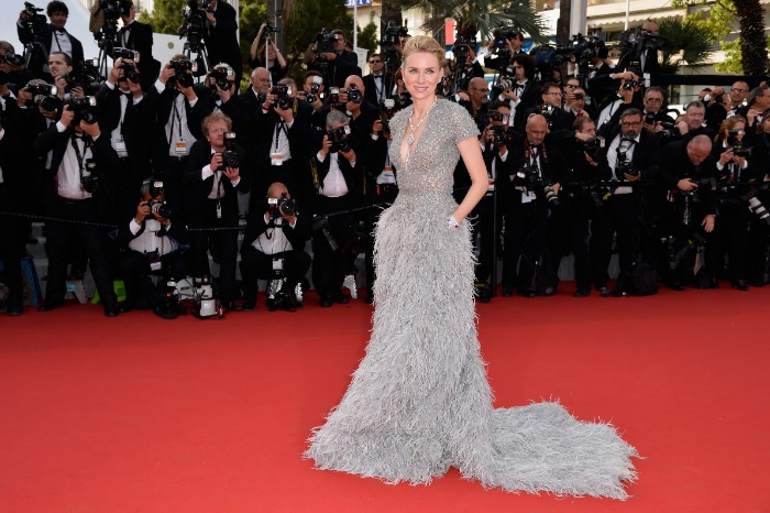 "Naomi Watts, 2015, mejores vestidas en cannes, CANNES, FRANCE - MAY 13: Actress Naomi Watts attends the opening ceremony and premiere of ""La Tete Haute (""Standing Tall"") during the 68th annual Cannes Film Festival on May 13, 2015 in Cannes, France. (Photo by Pascal Le Segretain/WireImage)"