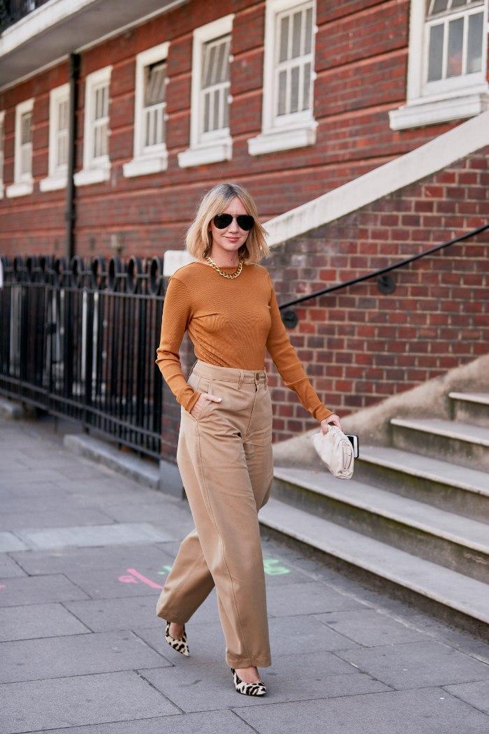 Pantalones de talle alto, prendas que adelgazan, prendas que estilizan, 8 trucos que te harán ver más delgada