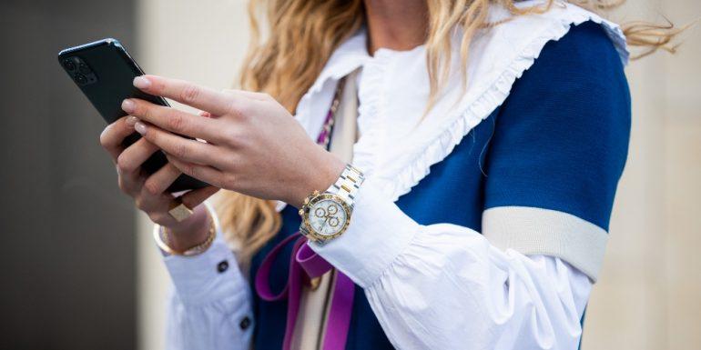 reloj rolex, tendencias en relojería