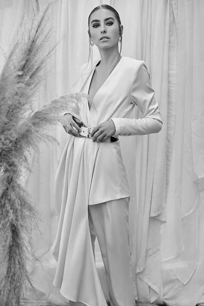 Hallazgos de sofisticación en lo cotidiano, sesión de moda