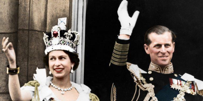 El Príncipe Felipe Marido De La Reina Isabel Cumple 99 Revista Haper S Bazaar México Y Latinoamérica