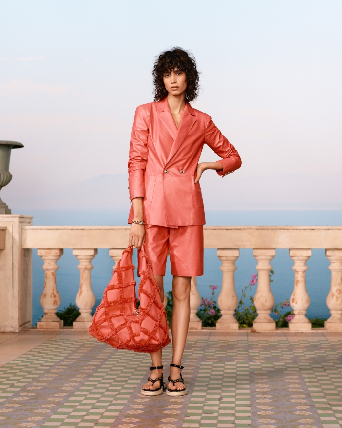 Nueva fórmula estilo Chanel Cruise 20/21