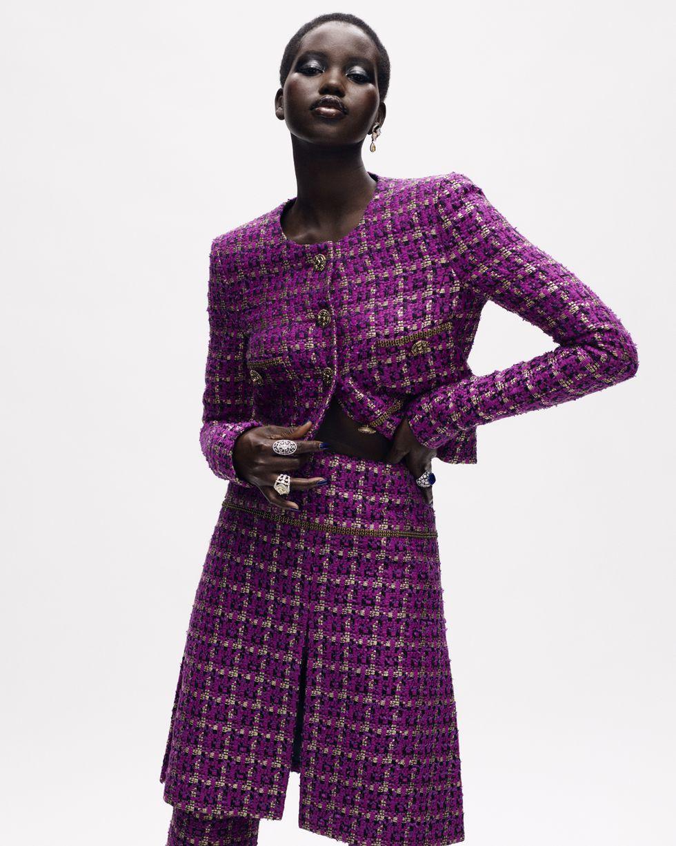 alta costura otoño invierno 2020 Chanel