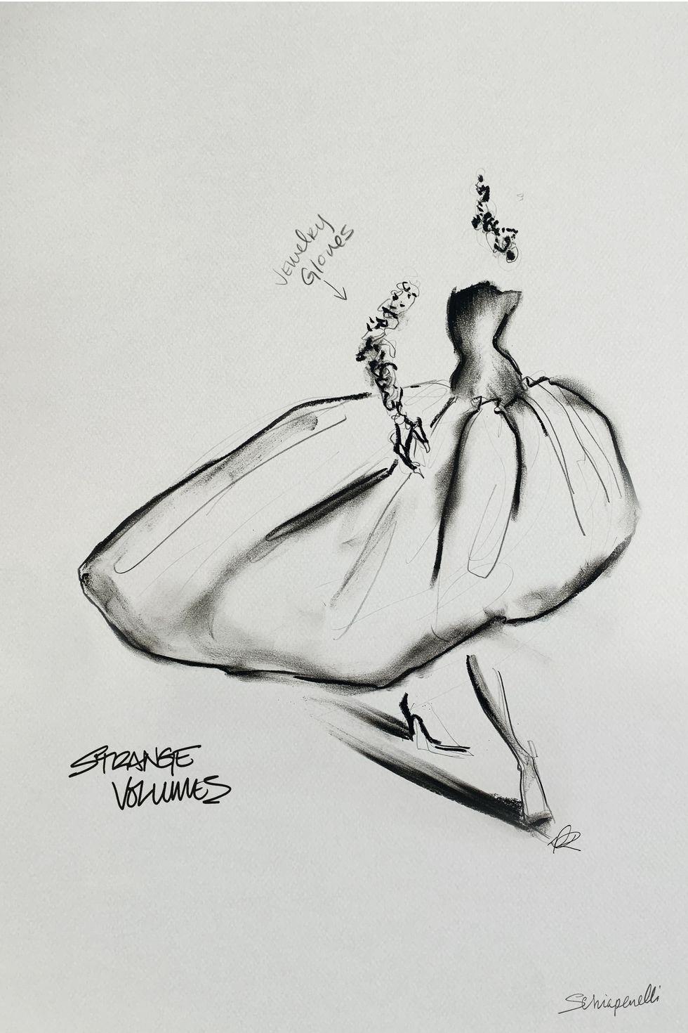 alta costura otoño invierno 2020 Schiaparelli
