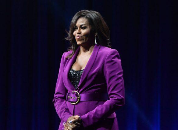 Michelle Obama podcast cómo creció