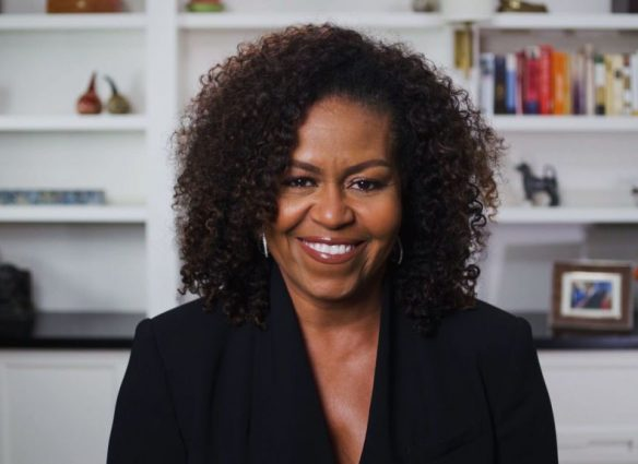 Michelle Obama estrena podcast en spotify