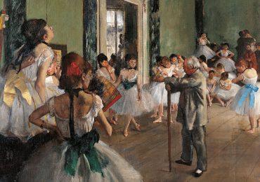 Libros de arte Edgar Degas bailarinas de ballet