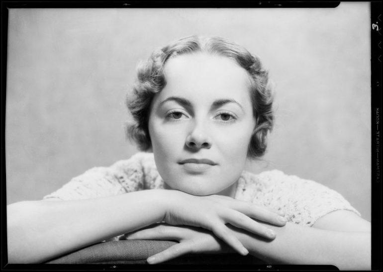 Olivia de Havilland muere 104 años