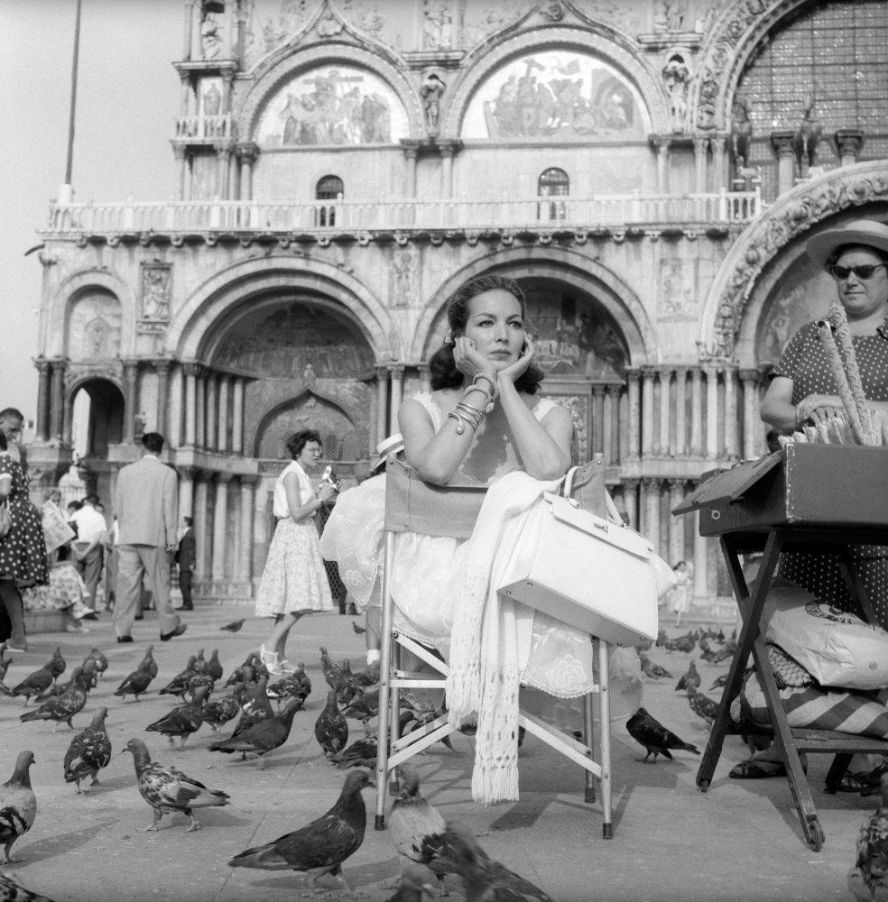 Maria Félix frases Piazza San Marco