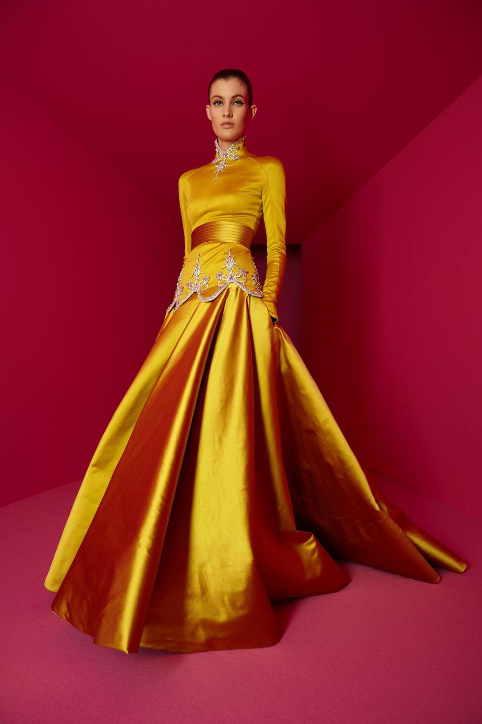 Alexis Mabille alta costura otoño invierno 2020