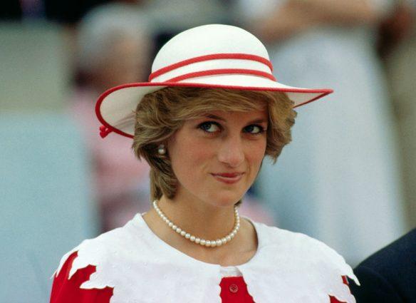 Lady Di Príncipe Carlos Rey William