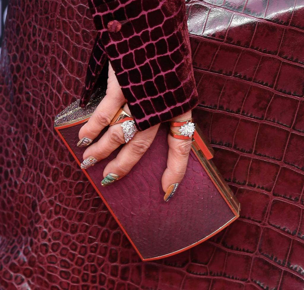 diseños de uñas 2020 extravagante