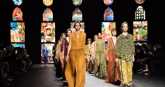 Comodidad ante todo, así es la propuesta de Dior en la era covid