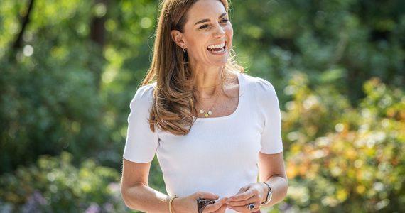 La nueva joya de Kate Middleton tiene un tierno significado