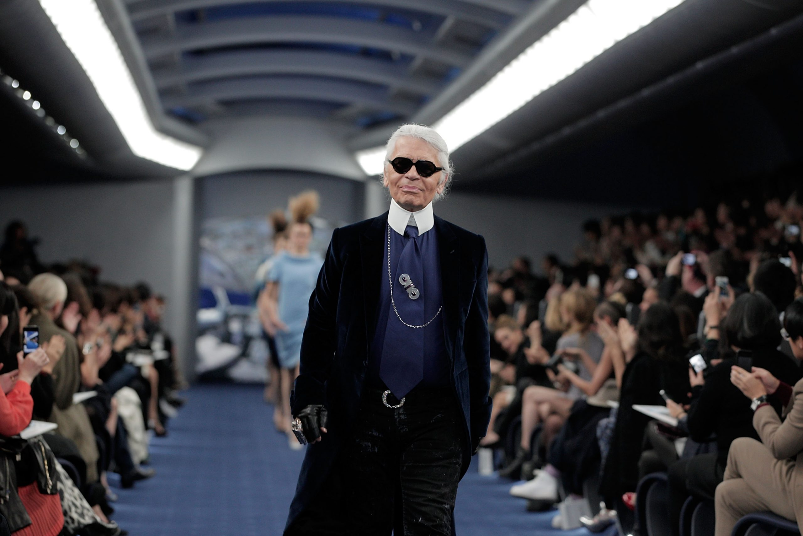 Chanel Haute Couture 2012 S/S - Show