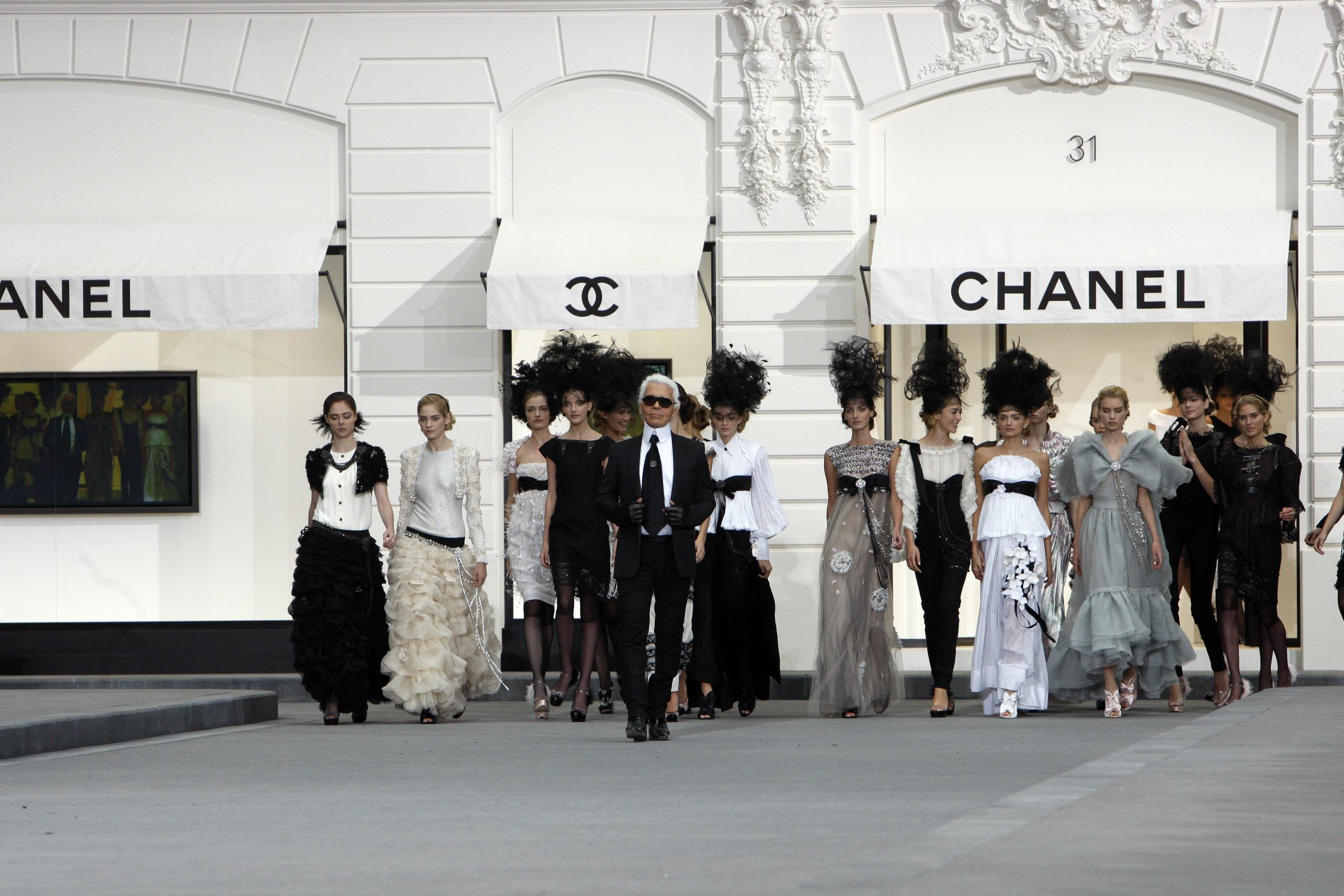 Chanel - Paris Fashion Week- Spring/Summer '09