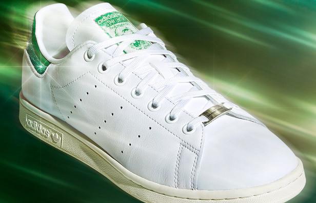 Adidas y Swarovski - Stan Smith
